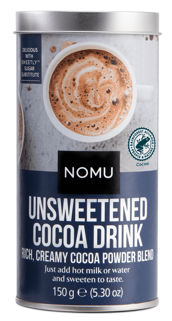 Unsweetened Cocoa Drink